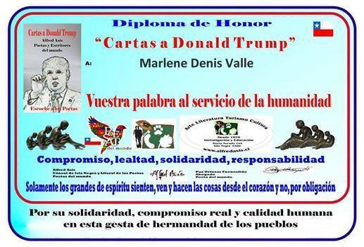 Cartas a D. Trump