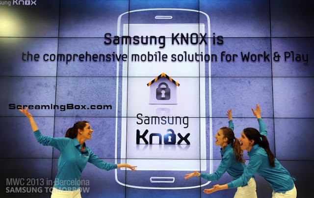Samsung Just Releases Its Comprehensive Mobile Solution For Work and Play - Called KNOX™ - And Made Sure It Works For Developers