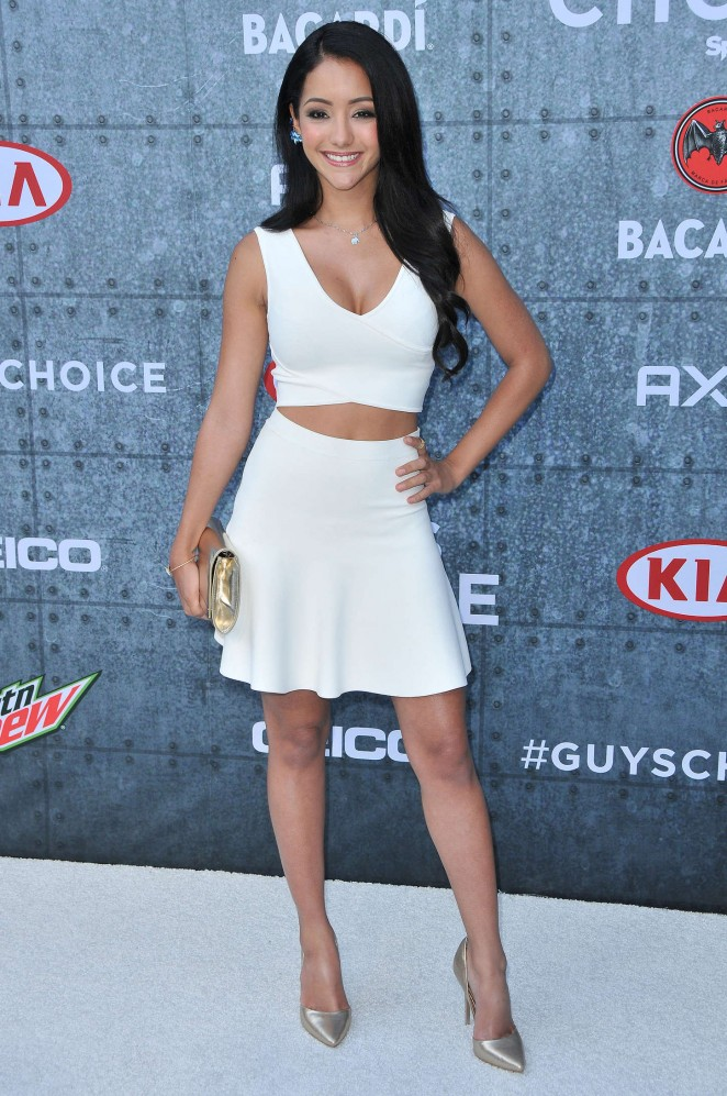 Melanie Iglesias – Spike TV's Guys Choice 2015 in Culver City