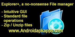 Download Explorer+ File Manager Pro v2.3.3 Patched Full Apk Terbaru