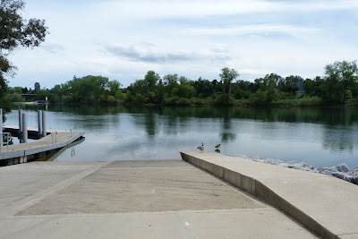 Redding: Lake Redding Boat Ramp