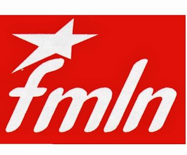 Esta Bandera FMLN DE DERECHA Traiciono a las FPLFM GPP-GPL LINEA PROLETARIA SOCIALISTA