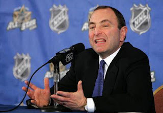 Diary of A Wimpy Commissioner: Gary Bettman Edition
