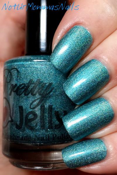 Pretty Jelly Diamond S-teal-er