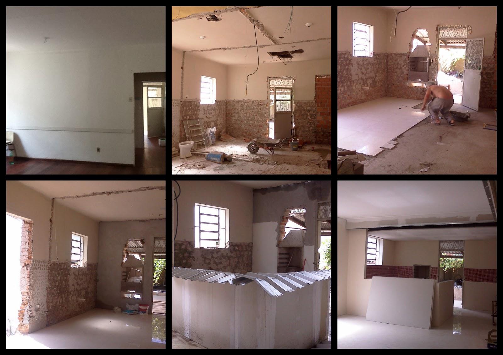 Arquitetando ideias reforma de casa antiga antes e durante - Reforma de casas ...