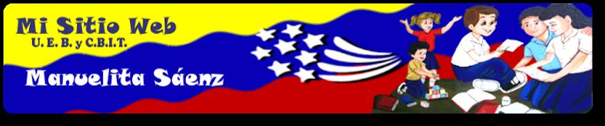 U.E.B. y C.B.I.T.  Manuelita Sáenz