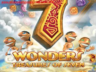 7 wonders treasures of seven gratuit