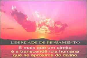 Crítica. O Povo brasileiro não acredita na liberdade de expressão.
