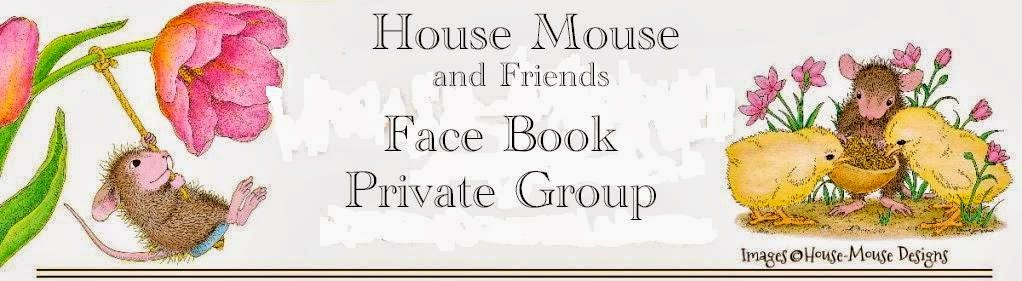 House Mouse Lovers Card Making