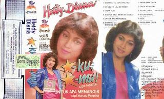 Heidy Diana - Bintangku Bintangmu 1985