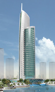 Expo 2020 Dubai - Almas Tower