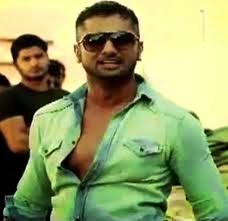 honey singh hair style 2014