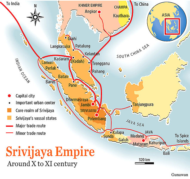 srivijaya the kingdom of trade essay Have you ever heard of the story about the kingdom of srivijaya and started to initiate direct trade with china the kingdom also became more fragmented as.