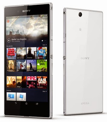 Sony Xperia Z Ultra Android Phone Harga Rp 4 Jutaan