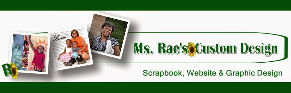 Ms. Rae's Custom Design