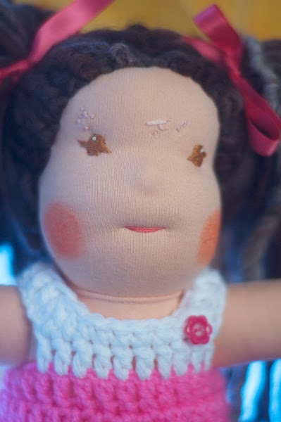 waldorf doll, bamboletta, dragonflys hollow, tansy dolls, tutorial, pattern