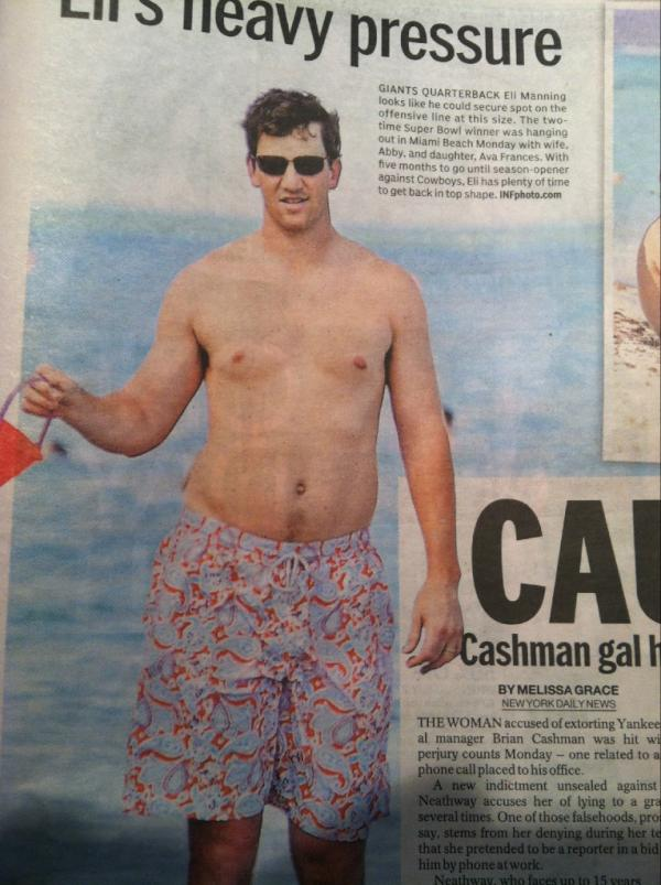 eli%2Bmanning%2Bbeach nfl must suspend eli 'the cheat' manning for the 2017 2018 season