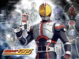 Assistir - Kamen Rider Faiz - 555 - Online