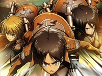 Shingeki no Kyojin anime