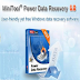 MiniTool Power Data Recovery v6.8 + keygen Free Download