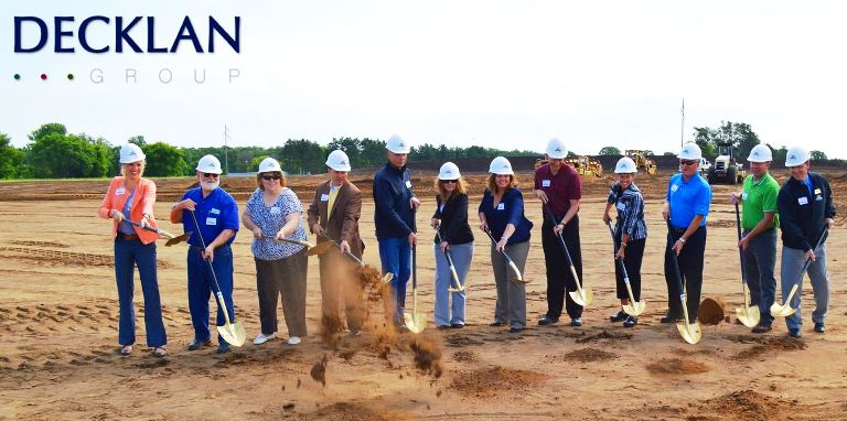On June 17, 2015, we celebrated the groundbreaking of GATR Truck Center, a full service heavy and medium truck center dealership with begain in 1962...