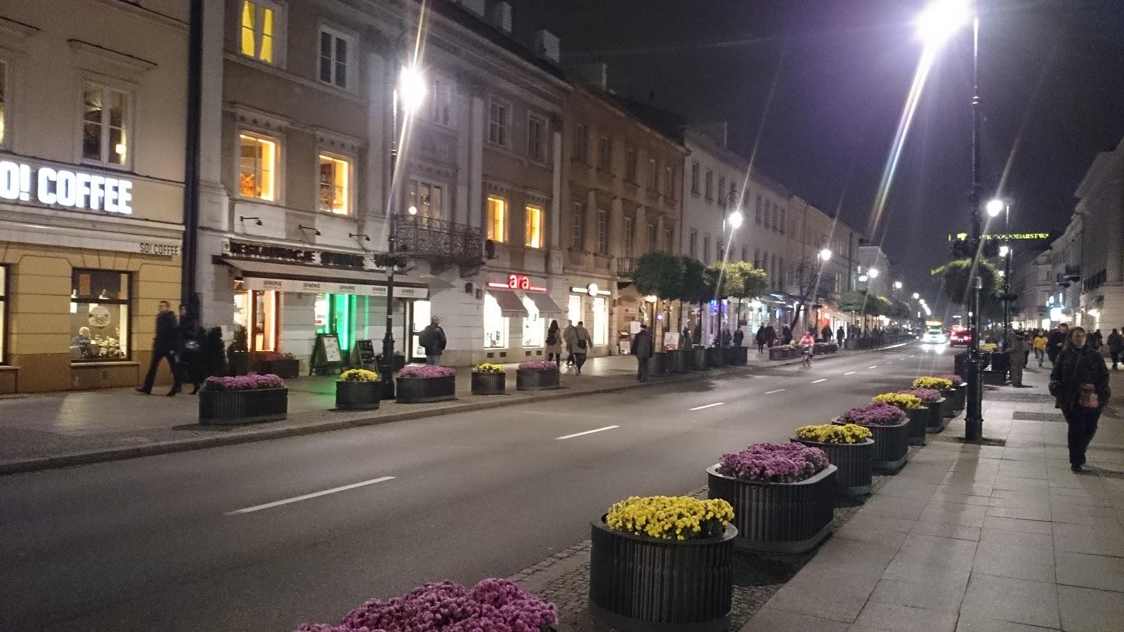 Warszawa Nowy Świat