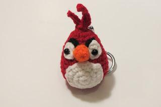 Ravelry: Angry Birds Cardinal pattern by Karla Fitch