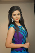 Sri Mukhi latest Photos at Muse Arts Gallery-thumbnail-14
