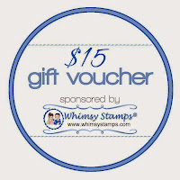 Whimsy gift certificate