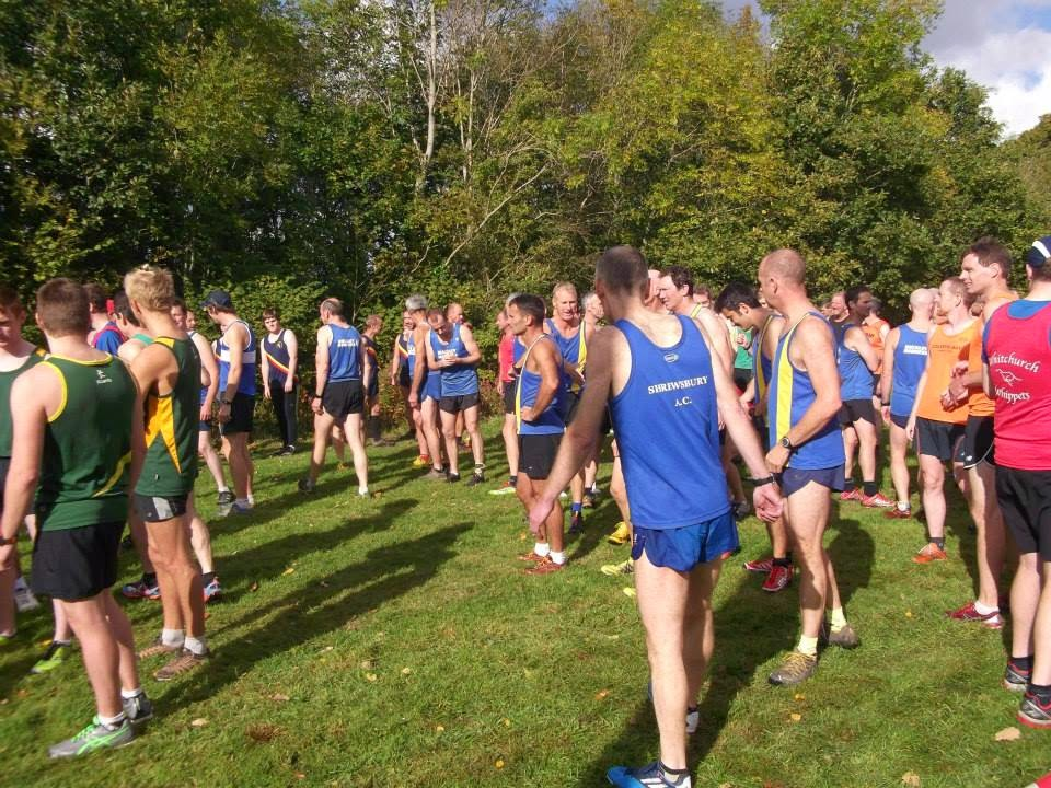 Click for North Wales Cross Country League Results 2014/15