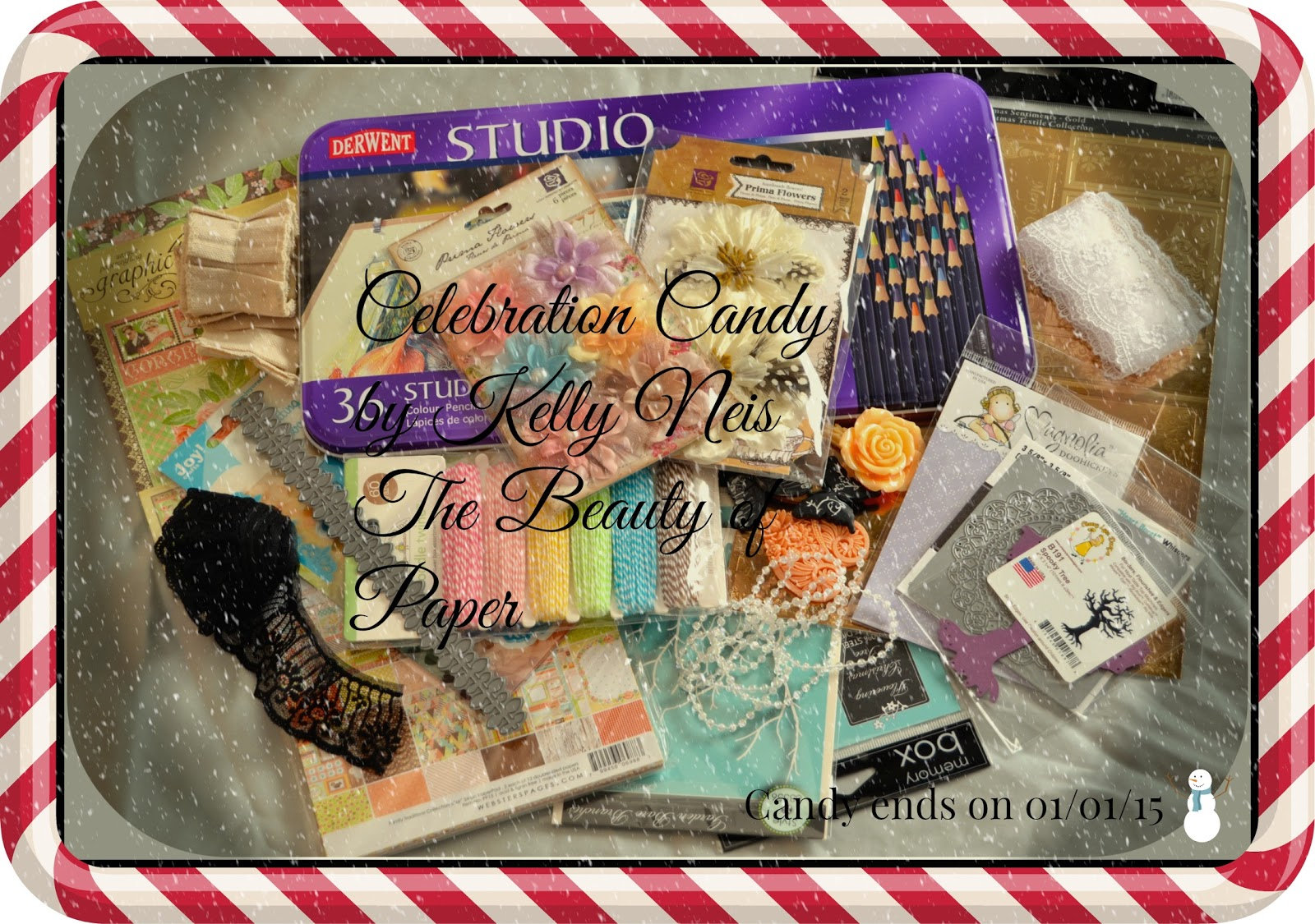 Celebration Candy by Kelly Neis