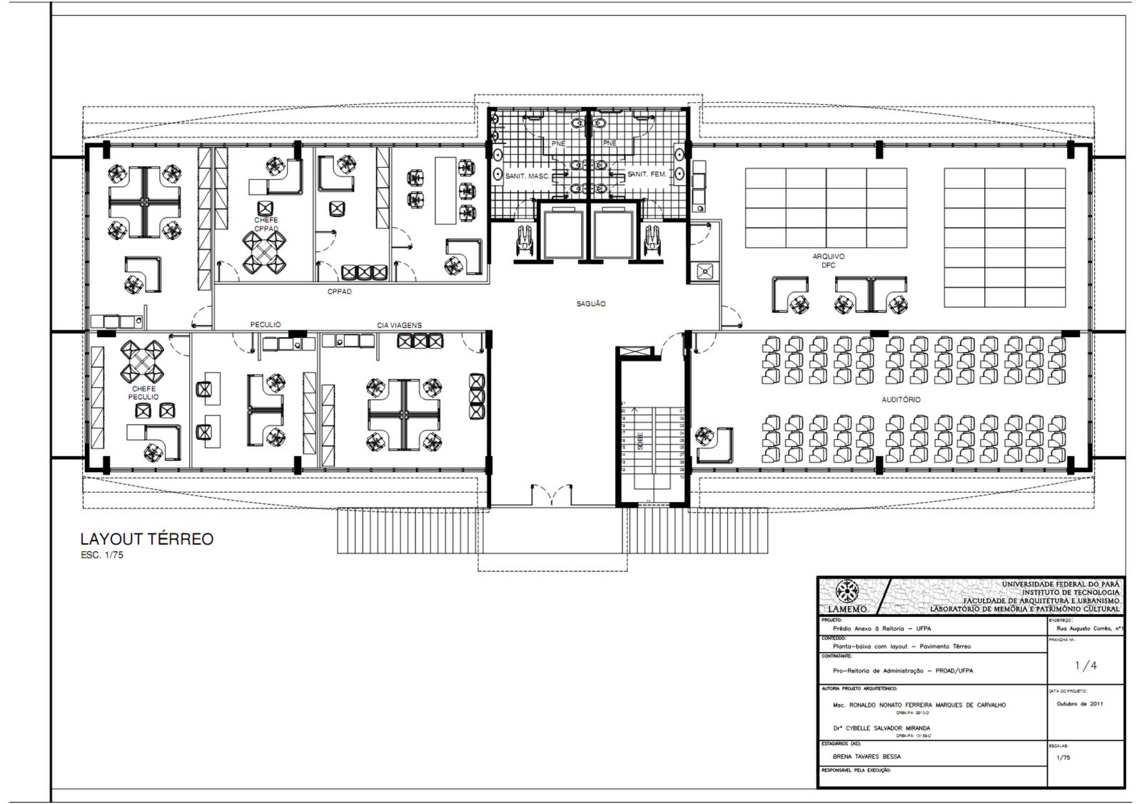 Pin Projetos Banheiros Salvador Bahia Artigos Para Ajilbabcom Portal  #6E5D6C 1600x1126 Banheiro Acessivel Cad Blocos