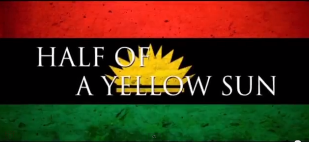 """Half of a Yellow Sun"" Trailer Is Awesome"