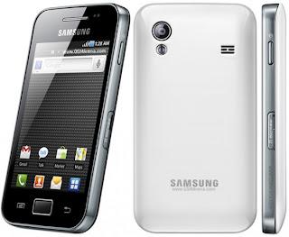 Samsung Gingerbread ေတြအတြက္ Universal GB Root  (Root နည္းေဖၚျပထားသည္)