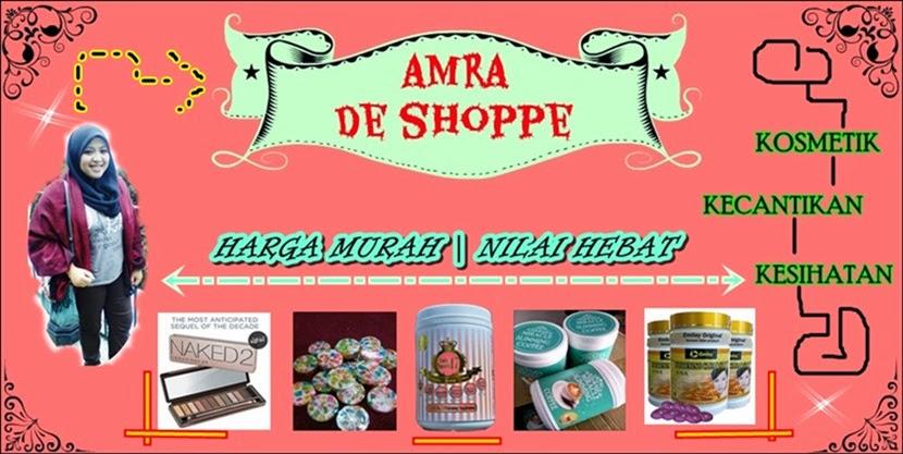 AMRA DE SHOPPE