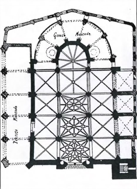 Estudio arquitectónico de Santa Maria de Lekeitio