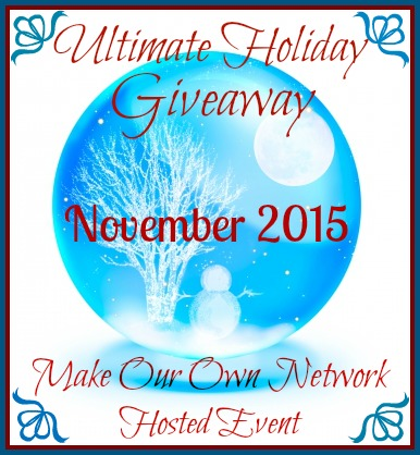 Holiday blog giveaways