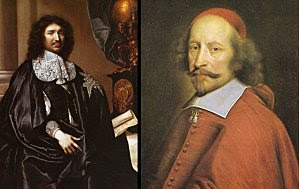 Entretien entre Mazarin et Colbert Csiivozf