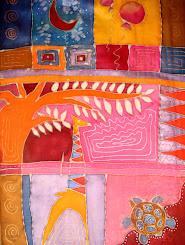 Zijdeschilderen