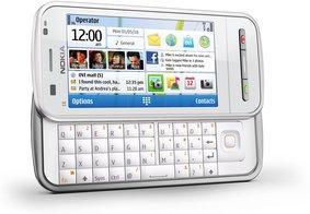 Nokia C6 ominaisuudet