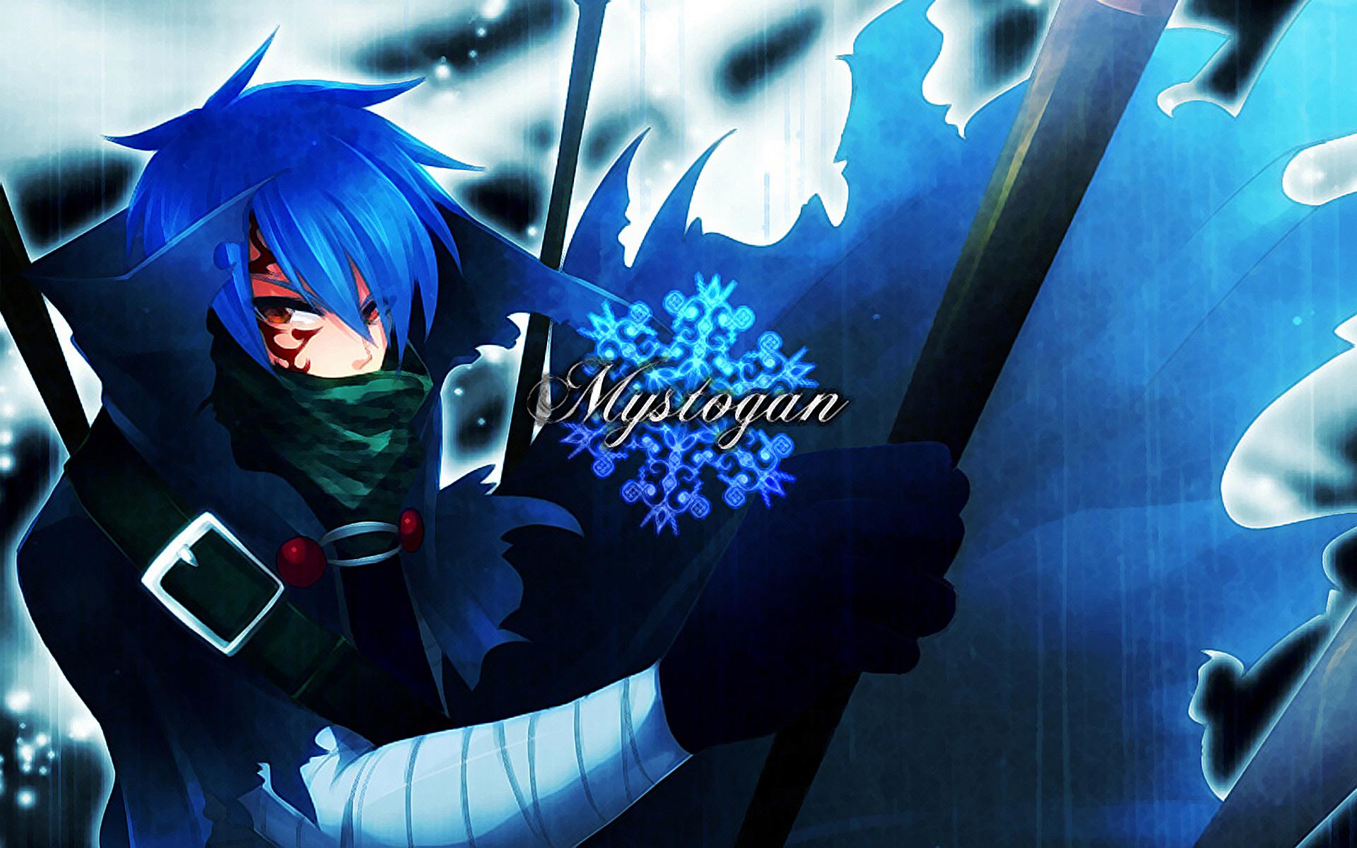 Mystogan Fairy Tail 3s Wallpaper HD
