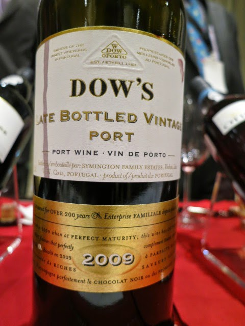 Dow's Late Bottled Vintage Port 2009 from DOC Douro, Portugal