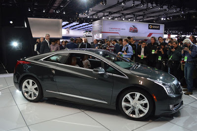 Cadillac ELR, Nissan Resonance and Ford Atlas win Eyes on Design awards