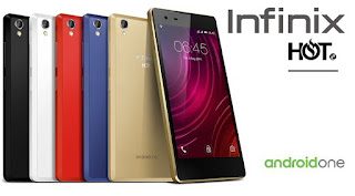 Infinix Hot 2 is Here! The First Android one Phone in Nigeria