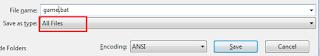 Cara Mengunci Folder Tanpa Software