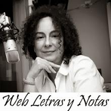 LA WEB DE LETRAS Y NOTAS