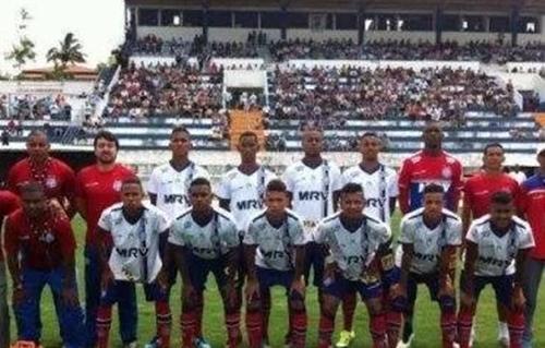 Bahia vence Araxá e vai à quarta fase da Copa São Paulo