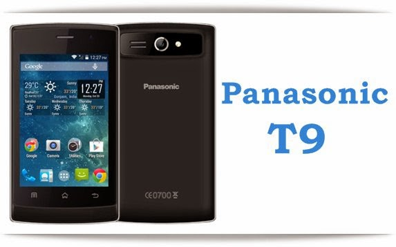 Panasonic T9: 3.5 inch, 1.3 GHz Dual-core Android Phone Specs, Price