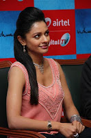 Actress Pooja Kumar smile