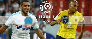 Marseille 2 - 1 Sochaux -- Les buts